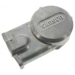 """Lichtmaschinendeckel - Alu-natur - mit """"SIMSON"""" Schriftzug - S51, S53, S70, S83, SR50, SR80, KR51/2"""
