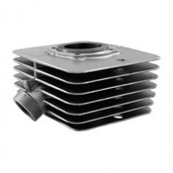 Zylinder solo, 2-Kanal, ø 40,00 mm - S50