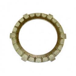 Kupplungsscheibe A6 / Reibbelag KO24 - Ø106/99x3,5mm - Qualität 260 - RT, ES, TS, ETZ125, ETZ150, SR1, SR2