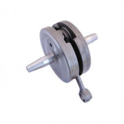 Kurbelwelle - ohne Nadellager f. Kolbenbolzen - ETZ 125, ETZ 150