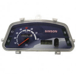 Tachometer, Kombiinstrument CEV - (80 Km/h-Ausführung)  SRA50 Automatikroller