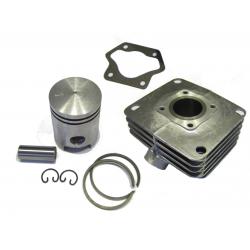 Zylinder 60ccm komplett für Simson S51  Schwalbe KR 51 2 SR50 tuning incl. Kolben