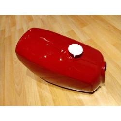 Tank für Simson S51 S70 S50 neu rot mit leichten Mängeln